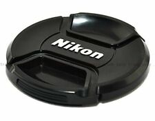 NEW 49mm Front Lens Cap Snap-on Cover for Nikon Camera
