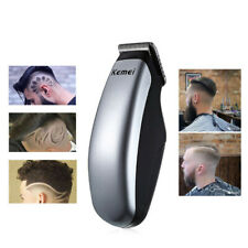 Electric Mini Hair Clipper Trimmer with Cleaning Brush Dry Battery Hair Clipper
