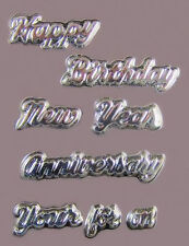 More Sayings ~ Messages Candy Molds #325 - NEW
