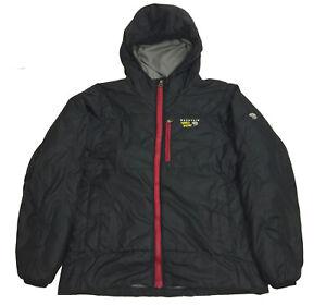 Mountain Hardwear Kids Sub Zero Hooded Jacket Size Medium *Youth Fit