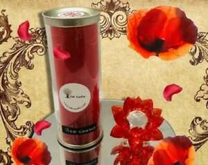 Red Pillar Candle – Paraffin Wax Non – Toxic - Non Scent