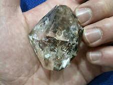 Quartz Diamant Herkimer Géante 89gr 55mm