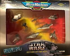 Star Wars Return of the Jedi Micro Machines Collector'S Edition Nib!