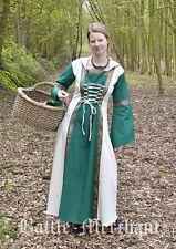"""Battle Merchant Mittelalter-Kleid """"Eleanor"""" Mittelalterkleid LARP S-XL"""