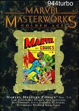 Marvel Masterworks #60 GOLDEN AGE MARVEL Comics Volume #2 DM Variant Hard Cover