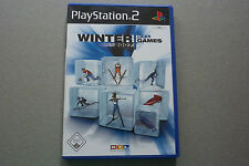 Playstation 2 Winter Games 2007