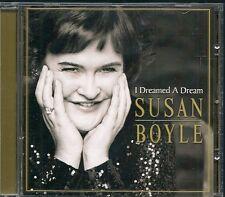 CD ALBUM 12 TITRES--SUSAN BOYLE--I DREAMED A DREAM--2009