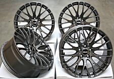"20"" ALLOY WHEELS CRUIZE 170 GM FIT PEUGEOT BOXER VAN 130 EURO 5 ALL MODELS"