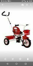 Tricycle with Push Handle for Toddlers Easy Steer Ride On Play Kids  Schwinn