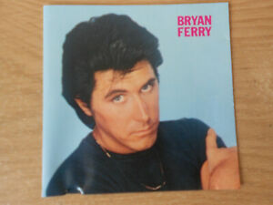 Bryan Ferry - These Foolish Things (1984)