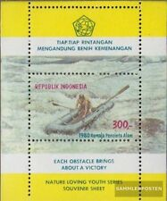 Indonesia Block33 (complete.issue.) unmounted mint / never hinged 1980 Youth lov