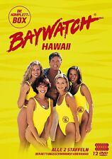 Baywatch Hawaii - Komplettbox Staffeln 1-2 (44 Folgen) - Fernsehjuwelen [12 DVD]