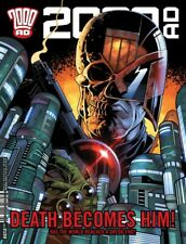 2000AD Prog #2199 Septembre 2020 GB Revue Rebellion