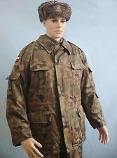 NEW Polish ARMY WOODLAND WINTER JACKET POLAND Camouflage POLAND 2003 wz.130/MON
