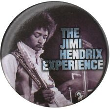 Jimi Hendrix Icon Design 6 1.5 inch 38mm button pin badge Official