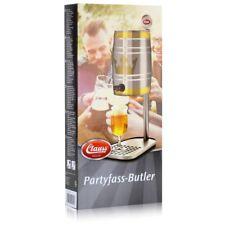 Clauss CL-60000 00 Bierfasshalter für Standard 5L Fässer - Edelstahl (1er Pack)