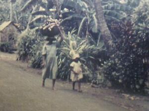 16mm FILM  1940s HOME MOVIE  MONTEVIDEO  URUGUAY     Kodachrome Color