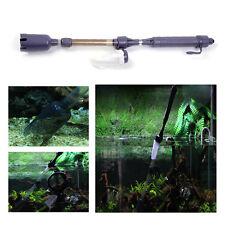 Aquarium Fish Tank Gravel Battery Vacuum Syphon Siphon Cleaner Pump Water Filter