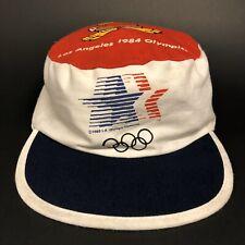 Vintage 1984 Los Angeles Olympics Painters Cap Baseball Hat USA Jordan Eagle