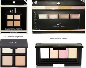 E.L.F. Shimmer or Illuminating Palette. Free US Shipping