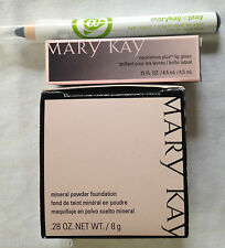 ❤️WHOLESALE MARY KAY MAKEUP LOT GOING OUT OF BUSINESS BUNDLE SALE RETAIL $45 D❤️