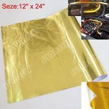 "Sundely Gold Heat Defence Reflective Tape - 12"" x 24"""