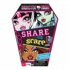Monster High Share or Scare Game (2011) Parts & Pieces Only - You Choose