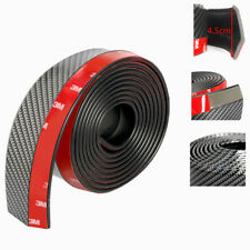 "2.5M 98"" Carbon Fiber Body Front Bumper Spoiler Splitter Lip Valance Chin Trim (Fits: Scion xA)"
