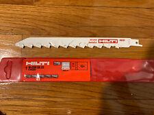 Hilti W Csr Sb 23 Recipro Saw Blade For Special Materials 9 Blade 285809