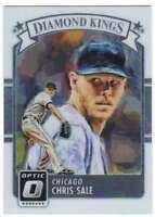 2016 Donruss Optic Diamond Kings Holo Refractor #6 Chris Sale White Sox