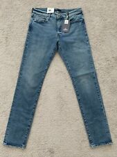 LEVIS MADE AND CRAFTED LMC 511 SELVEDGE HOUSTON 32X34 BRAND NEW