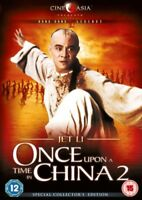 Once Upon a Time - IN Cina 2 DVD Nuovo DVD (SBX736)