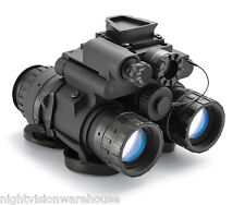 Nvd Bnvd-Sg-Wphp Mil-Spec Nv Binocular Gen 3 High Performance White Phosphor