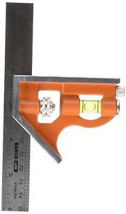 Bahco CS150 Combination Set Square 150mm / 6″