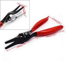 US STOCK Angled Autos Fuel Vacuum Line Tube Hose Remover Separator Pliers Tool