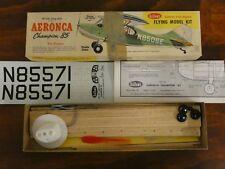 "Guillow's "" Aeronca Champion 85"" Balsa Model Airplane Kit # 301- 24""  Wingspan"