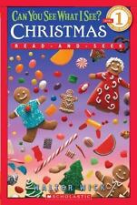 Scholastic Reader Level 1 Ser.: Can You See What I See? - Christmas...