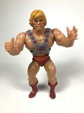 Vintage 1981 MOTU Masters Universe HE-MAN ORIGINAL Action Figure TAIWAN - PARTS