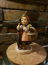 "New ListingMint Goebel Hummel ""On Holiday� #350 Tmk-6 1965 Figurine 4�"