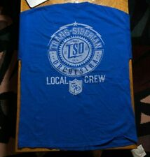 Trans-Siberian Orchestra Local Crew Tour T-Shirt Xl