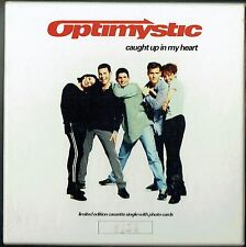 OPTIMYSTIC - TC - Caught Up In My Heart (Limited Edition Cassette + Photo Cards)