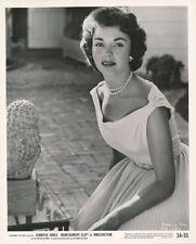 JENNIFER JONES Candid ORIGINAL Vintage 1953 JOHN ENGSTEAD Portrait Photo
