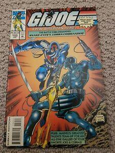 GI Joe A Real American Hero #150 (1994) Marvel Comics Larry Hama FN condition