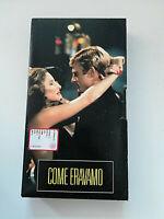 Come Eravamo VHS - Videocassetta