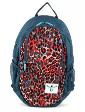 CHIEMSEE Crystal Backpack Rucksack Freizeitrucksack Mega Flow Blue Blau Rot Neu
