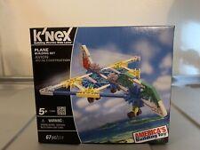 Knex Avion Plane Building Set