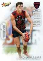 ✺New✺ 2019 MELBOURNE DEMONS AFL Card JAKE LEVER Footy Stars