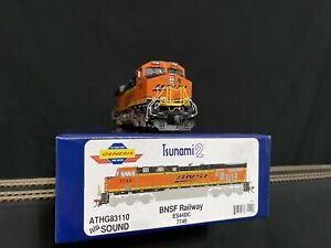 Athearn Genesis ES44DC - BNSF #7749 - DCC with Sound! ATHG83110
