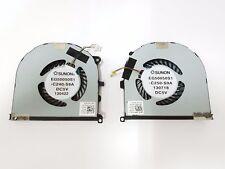 Ventilateur Fan pour Pc portable DELL XPS 15 9530 Precision M3800 Gauche Droite