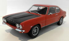 Minichamps 1/18 Scale Diecast - 150 089076 Ford Capri MK1 RS 2600 1970 Red Blk